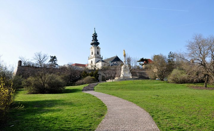 Nitra (Slovacchia) - Castello